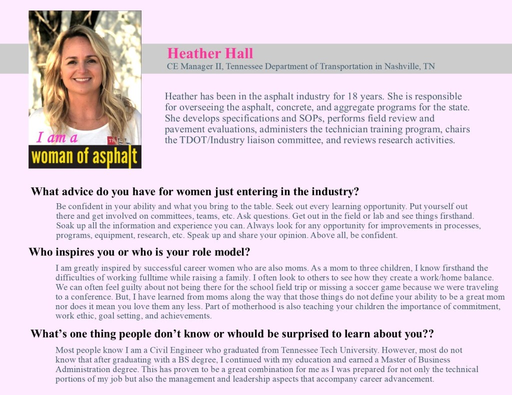 Heather Hall Template